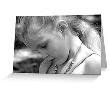 PROTECT THEIR INNOCENCE Greeting Card