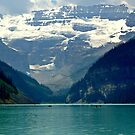 Lake Louise, Alberta, 2015 by Elfriede Fulda
