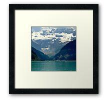 Lake Louise, Alberta, 2015 Framed Print