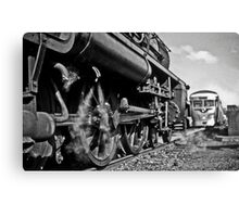 times they are a changin Canvas Print