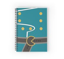 Colonel Curtiss Spiral Notebook