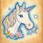 Starlight the Unicorn by Victoria Thorpe