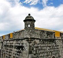 Fuerte de San Jose del Alto by Valerie Rosen