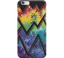 Fireworks In The Mountains iPhone Case/Skin