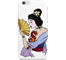 Mulan - Alternative iPhone Case/Skin