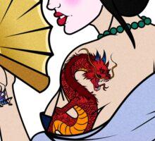 Mulan - Alternative Sticker