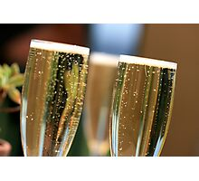 Bubbly Photographic Print