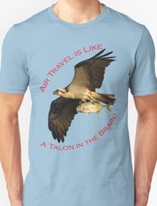 Air Travel is Like T-Shirt