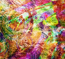 Abstract Bouquet. by Vitta