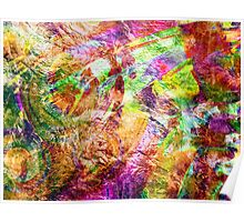Abstract Bouquet. Poster
