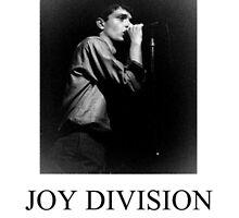 Joy Division  by lindamarine