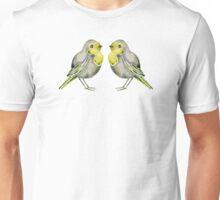 Little Yellow Birds Unisex T-Shirt