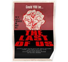 Dawn of The Last of Us Poster