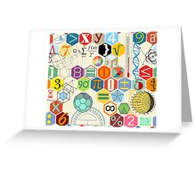 MATH! Greeting Card