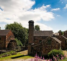 Cheddleton Flint Mill by Aggpup