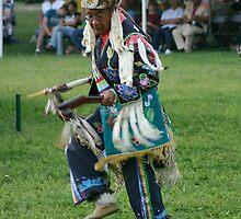 a elder dancer by wolf6249107
