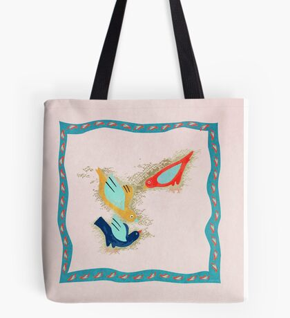One For The Birds Tote Bag