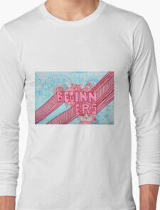 BEGINNERS - LARGE FORMAT - HORIZONTAL LAYOUT Long Sleeve T-Shirt