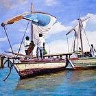 Mozembique fisherman by sby18