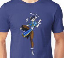 Chun Li - Streetfighter  Unisex T-Shirt