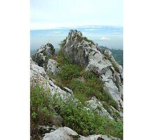 karst mountain Photographic Print