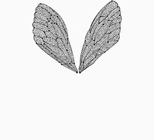 Black Cicada Wings T-Shirt