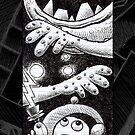 Attack of the Moon Man by Mike Cressy