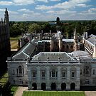 Cambridge colleges by Ian Sanders