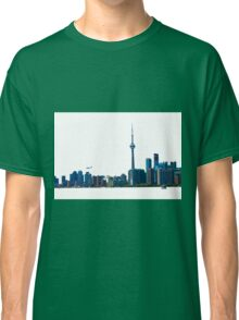 Toronto Skyline Graphic with Rogers Centre Classic T-Shirt