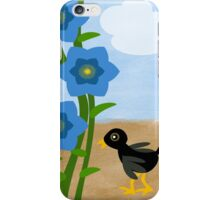 Crow Crossing iPhone Case/Skin