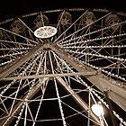Ferris Wheel - CA State Fair by FFRPhoto