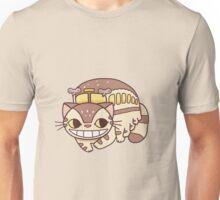 Cat Commute Unisex T-Shirt