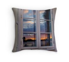 My look back in the mirror . Brown Sugar . Views (397) Thanks !!! Throw Pillow