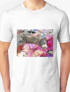 Dilemma of Princess Tatus Cat Unisex T-Shirt