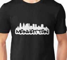 Manhattan NYC 02 Unisex T-Shirt