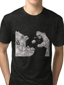 Rockbiter Tri-blend T-Shirt