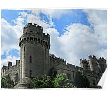 Warwick Castle - England Poster