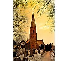 Church of Saint Mary Photographic Print