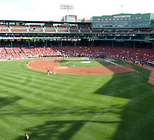 Fenway Park by Bill Parmentier