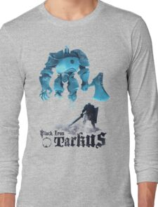 Black Iron Tarkus Long Sleeve T-Shirt