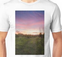 Lavender Skies Unisex T-Shirt
