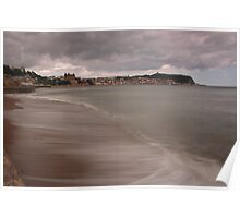 South Bay Seascape Poster