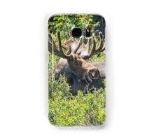 Smiling Bull Moose Samsung Galaxy Case/Skin