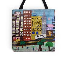 Children's NYC Wall #1a Tote Bag