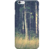 B I R C H iPhone Case/Skin