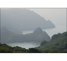 Misty Gower Morning Photographic Print