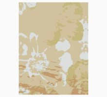 Abstract Pastel Flower Kids Clothes