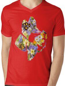 Spring Flowers Mens V-Neck T-Shirt
