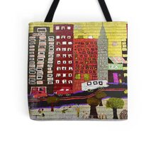 Children's NYC Wall #1c Tote Bag