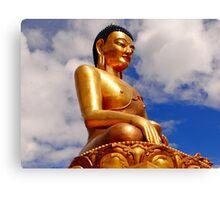 Buddha Dordenma Canvas Print